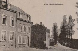 Arlon, Route De Lonwy , 2 Scans - Ranst