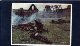 CG45 - Italia - Scena Di Guerra - Ann. Posta Militare 9/9/1943 - Militari