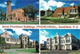 Buildings Multiview, Invercargill, Southland, New Zealand - Unused - Nouvelle-Zélande