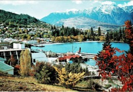 Lake Wakatipu, Queenstown & Remarkables, Otago, New Zealand - Unused - Nouvelle-Zélande