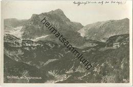 Grosser Priel Mit Schutzhaus - Foto-AK - Verlag A. Stefsky Wien 1929 - Autriche