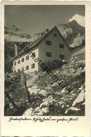 Hinterstoder Schutzhaus Am Grossen Priel - Foto-AK - Verlag J. Hochreiter Windischgarsten - Autriche