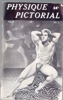 (culturisme) Revue PHYSIQUE PICTORIAL Vol 9 N°3  1959   (M0350) - Sport