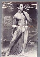 (culturisme) Revue PHYSIQUE PICTORIAL Summer 1956  (M0351) - Sport