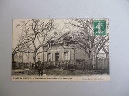 Crecy En Ponthieu  Habitation Forestiere De L Hermitage - Crecy En Ponthieu