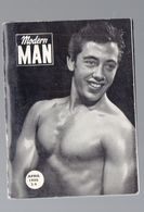 (culturisme) Revue MODERN MAN   April 1958  (PPP23388) - Sports