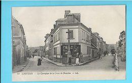 27------LOUVIERS---le Carrefour De La Croix De Beaulieu--voir 2 Scans - Louviers