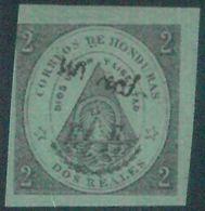 88708 - HONDURAS -  STAMP  -  Yvert # 10 -   MINT MH Hinged - Honduras