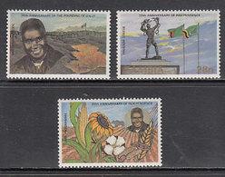Zambia - Correo Yvert 310/2 ** Mnh - Zambie (1965-...)