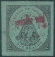 88709 - HONDURAS -  STAMP  -  Yvert # 9 -   MINT MH Hinged - Honduras