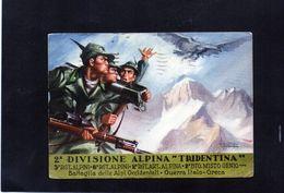 CG45 - Italia - Divisione Alpina Tridentina - Guerre 1939-45