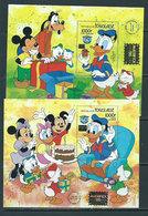 Togo - Hojas Yvert 252/53 ** Mnh  Walt Disney - Togo (1960-...)