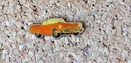 Pin's Ford Thunderbird 1954 - Verni époxy - Fabricant CEC/ID PREMIER - Ford