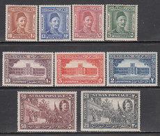 Sudan - Correo Yvert 50/8 (*) Mng  Gordon Pacha - Sudan (1954-...)