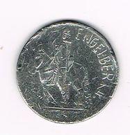//  PENNING  ENGELBERT II - SCHLOSSBURG A.d. WUPPER - Souvenir-Medaille (elongated Coins)