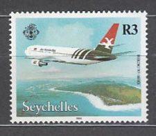 Seychelles - Correo Yvert 717 ** Mnh  Avi�n - Seychelles (1976-...)