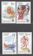 Seychelles - Correo Yvert 806/9 ** Mnh - Seychelles (1976-...)