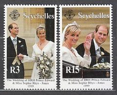 Seychelles - Correo Yvert 838/9 ** Mnh - Seychelles (1976-...)