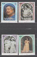 Seychelles - Correo Yvert 844/7 ** Mnh - Seychelles (1976-...)