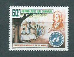 Senegal - Correo Yvert 492 ** Mnh  Medicina - Senegal (1960-...)