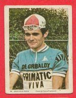 Carte Cycliste N° 91 Jean Louis BODIN De Gribaldy Frimatic Viva France - Radsport