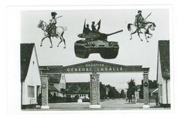 ALLEMAGNE -- QUARTIER GENERAL LASALLE - Fritzlar