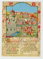 Histoire Du Catharisme . Bataille De Muret. Mort Du Roi Pierre D'Aragon . Oblitérée Lavaur Pays Cathare. - Histoire