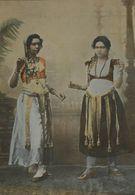 Egypte. Danse Du Ventre. Photogravure Fin XIXe. - Prenten & Gravure