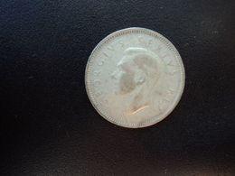 AFRIQUE DU SUD : 1 SHILLING   1952    KM 37.2     TB+ - Sudáfrica