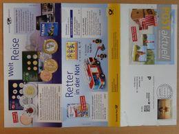 Postal Stationery, Lego (4 Items) - Childhood & Youth