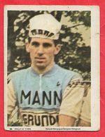 Carte Cycliste N° 80 Willy In T VEN équipe Mann Grundig Belgique - Radsport