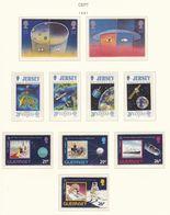 Europa-CEPT - 1991 - Sammlung 3. - Postfrisch - 1991