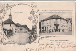 Cpa Mundolsheim - France