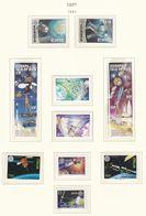 Europa-CEPT - 1991 - Sammlung 4. - Postfrisch - 30 Euro - 1991