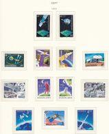 Europa-CEPT - 1991 - Sammlung 5. - Postfrisch - 22 Euro - 1991