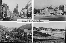 7044 - 21 - CÔTE D'OR - NUITS SAINT GEORGES - Multivues - Nuits Saint Georges