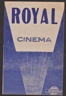 """Le Havre - Programme Cinéma """" Le Royal """" - Publicitsuccés Le Havre - - Programmi"""