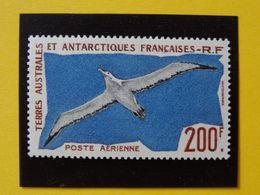 T.A.A.F. N°4 Neuf* Grand Albatros Poste Aérienne Charnière Faune Cote 38€ - Airmail