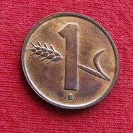 Switzerland 1 Rappen 1952 KM# 46 Suiça Suisse Svizzera Schweiz Suiza - Suisse