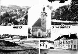 7050 I - 21 - CÔTE D'OR - NUITS SAINT GEORGES - Multivues - Nuits Saint Georges