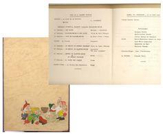 NAMUR école Sainte Cécile   1949  Walt Disney - Programmi