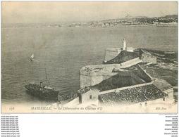 WW Promotio 13 MARSEILLE. Le Débarcadère Du Château D'If - Marseille