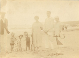 BINIC 1924 PHOTO ORIGINALE  8 X 6 CM - Lugares