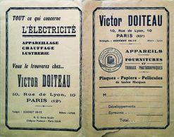 Victor DOITEAU Rue De Lyon Paris XIIe - Pochette Usée   Photographie Photographe Photo - Matériel & Accessoires