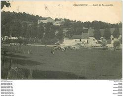 WW 52 CHAUMONT. Vaches à L'Ecart De Buxereuilles 1911 - Chaumont