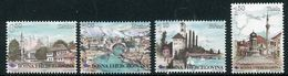 BOSNIA & HERZEGOVINA (Sarajevo) 2000 Towns Definitive MNH / **.  Michel 203-06 - Bosnie-Herzegovine