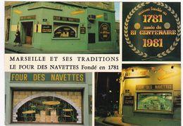 MARSEILLE: Le FOUR Des Navettes ,Rue Sainte,Marseille Et Ses Traditions - Otros