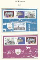 Europa-CEPT - Mitläufer - 1991 - Sammlung 3. - Postfrisch - Europa-CEPT