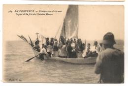 LES SAINTES MARIE / BENEDICTION DE LA MER    C859 - Saintes Maries De La Mer