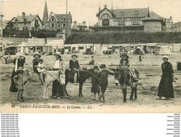 WW 50 SAINT-PAIR-SUR-MER. Anière Pour Ballades à Dos D'Ânes - Saint Pair Sur Mer